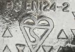 BS EN124-2