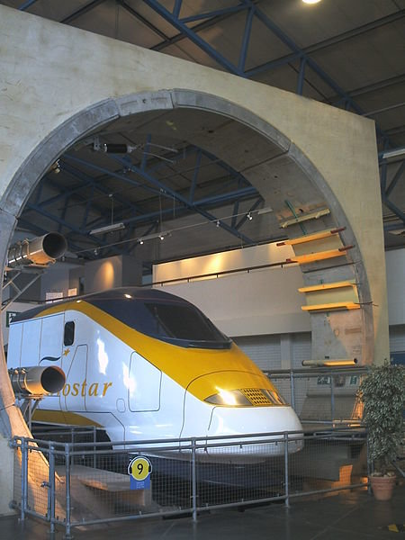 Channel Tunnel Rail Link 2
