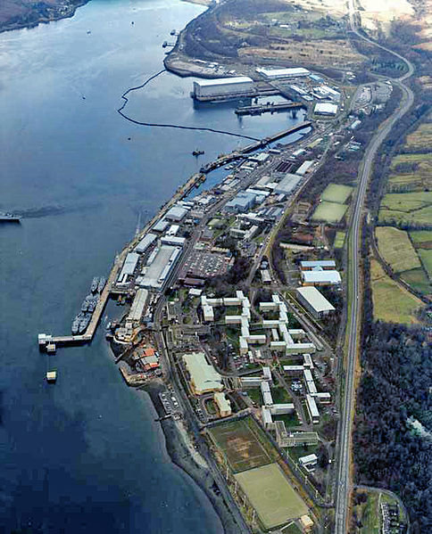 Faslane Navy Base2