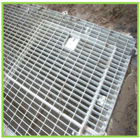 Head wall grille 1