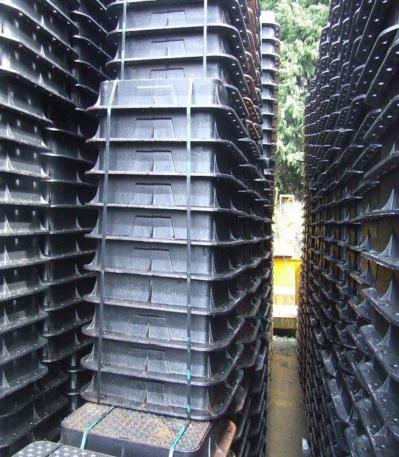 Yard stock